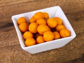 Süßkartoffelbällchen