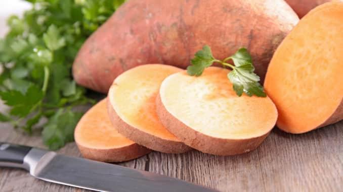 Kürbis Süßkartoffel Aufstrich