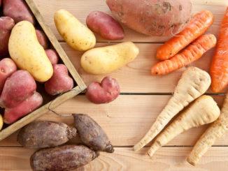 Süßkartoffel Steckrüben Rohkost - Lecker und gesund kochen!
