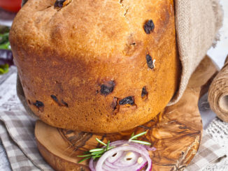 Süßkartoffeln Rosinen Brot eine gesunde Alternative! © depositphotos.com @Kazlouskaya