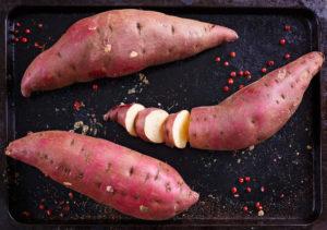 Vielfältige Zubereitungsvarianten der Süßkartoffel