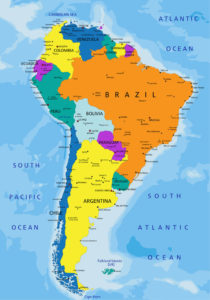 Süßkartofoffel - Südamerika