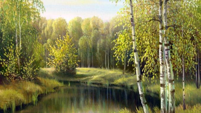 Birken am See