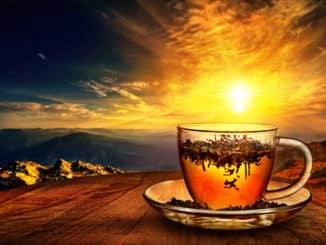 Tee hat eine außergewöhnliche Heilkraft